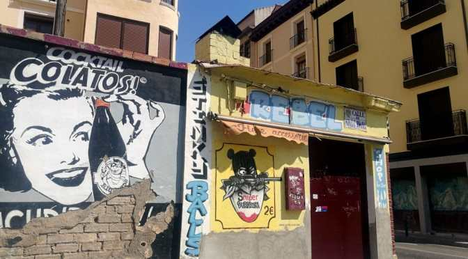 Zaragoza Cityscapes