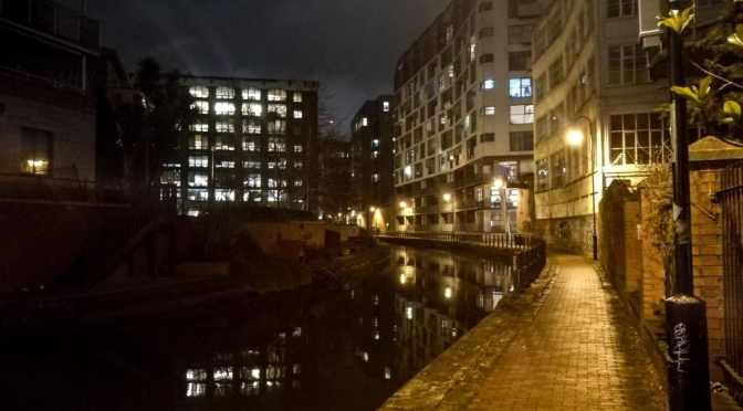 Night Walking, Manchester