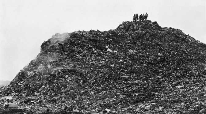 Pynchon on the collective history of garbage