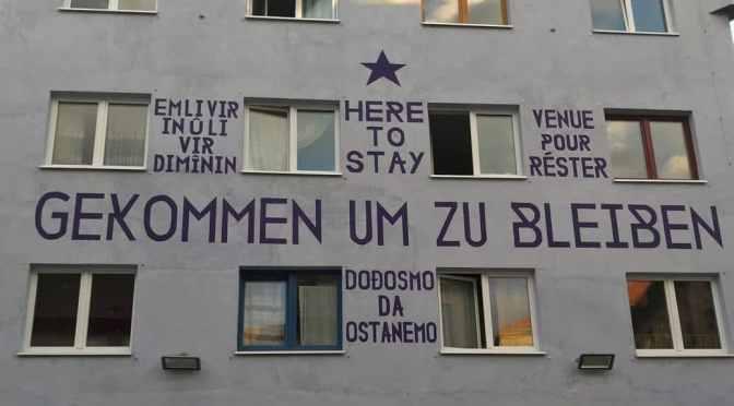 Housing Protest, Göttingen