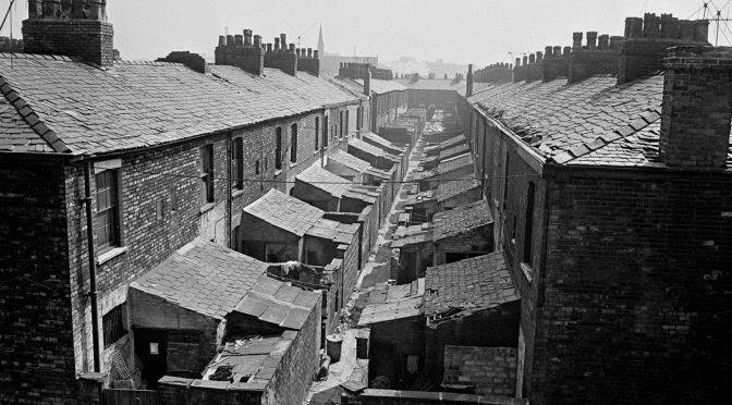 Salford in Robert Roberts 'The Classic Slum'