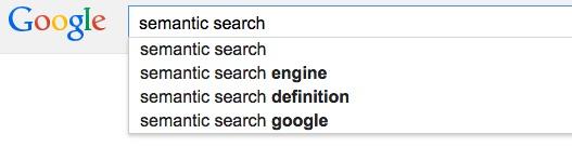 Semantic search 1