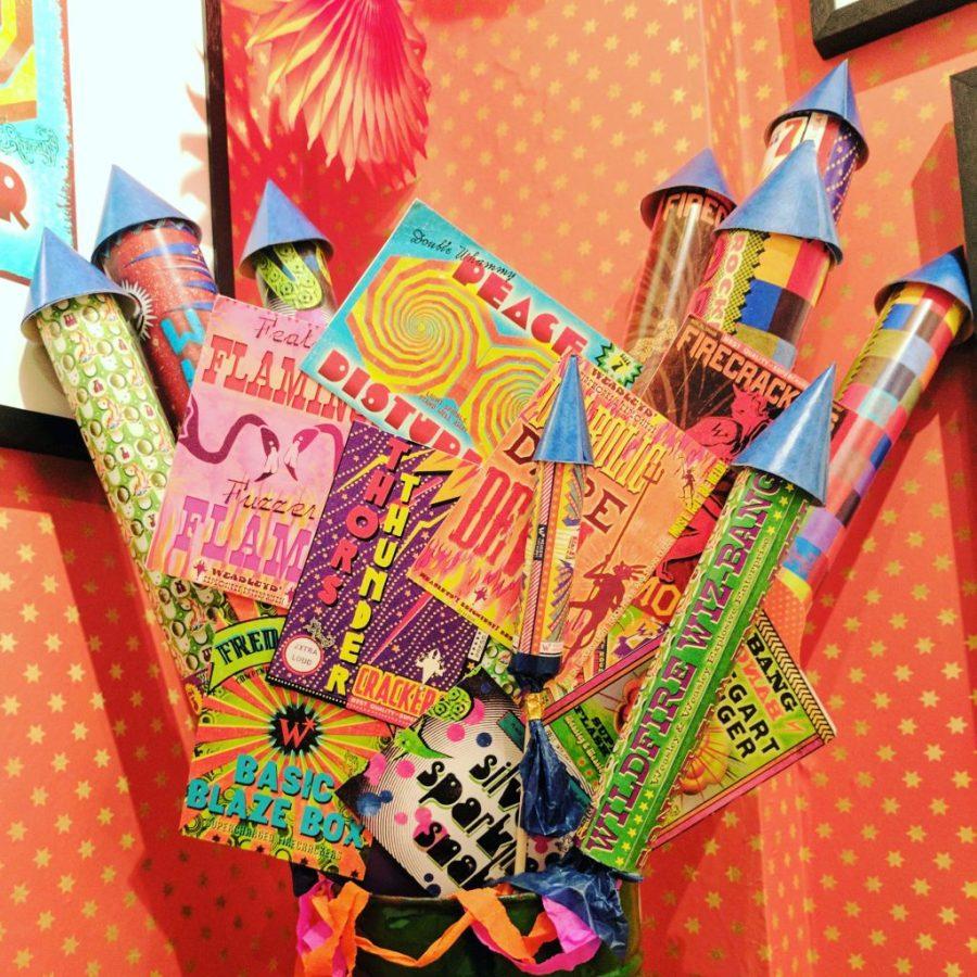 Weasley's Wizard Wheezes Indoor Fireworks