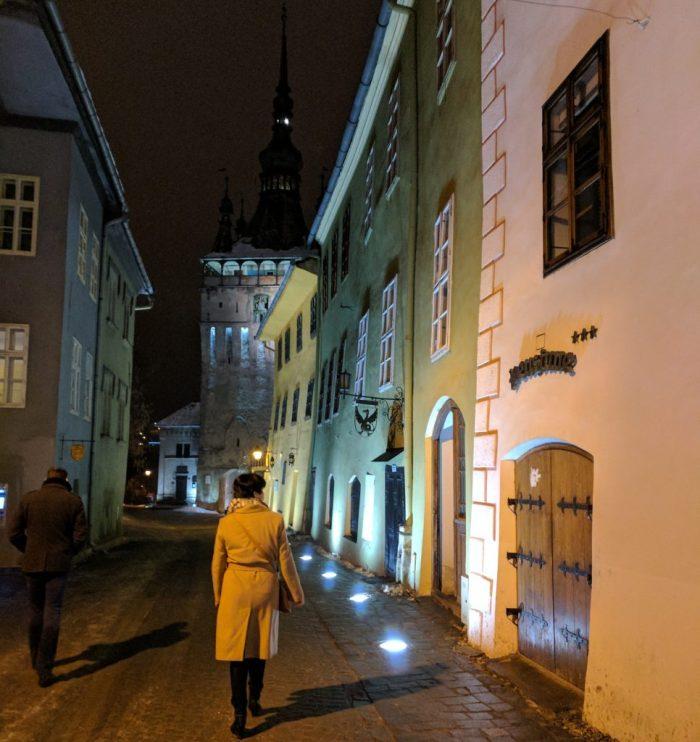 Dracula's House Transylvania