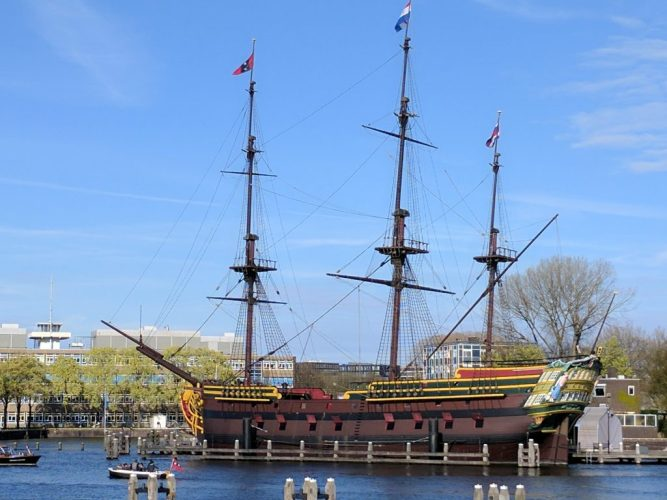 Ship Amsterdam 30 goals