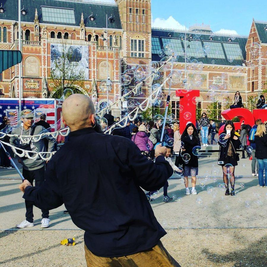Alternative Amsterdam Museum District Bubbles
