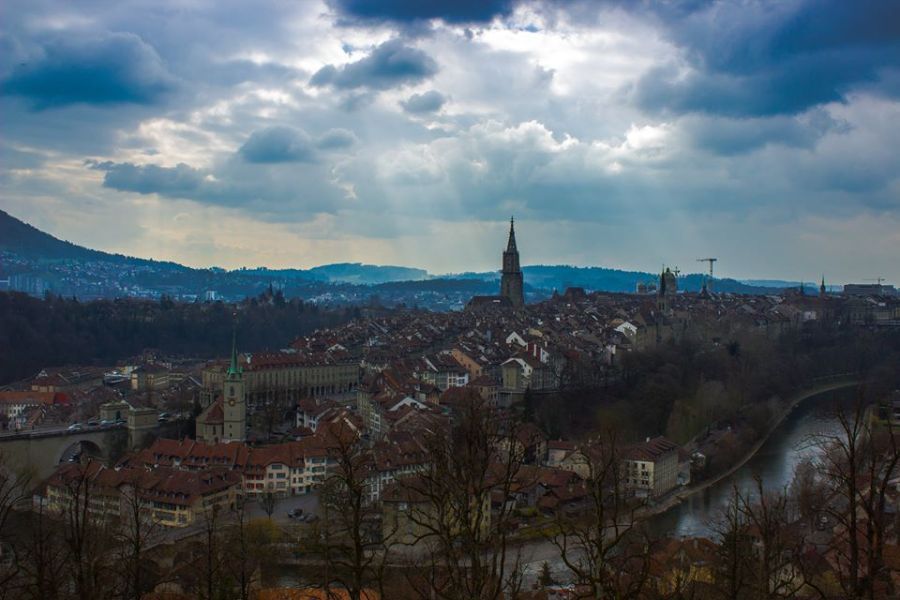 Bern View Switzerland