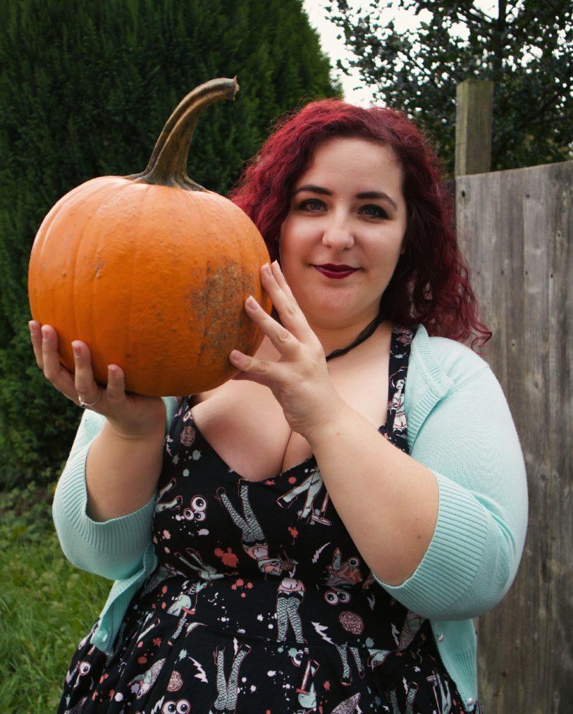 Zombie Blogger Halloween 2018