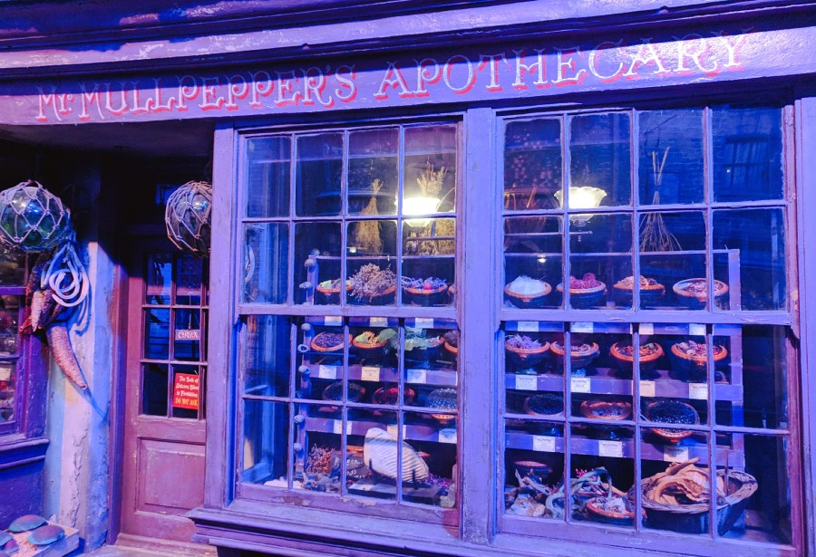 Harry Potter Discussion Group Mullpeppers Apothecary