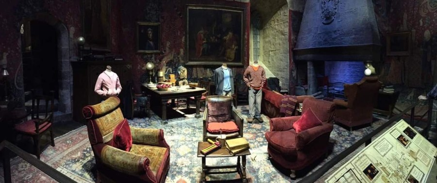 Harry Potter Discussion Group Gryffindor Common Room