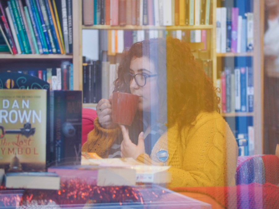 Coventry Blogger Big Comfy Bookshop
