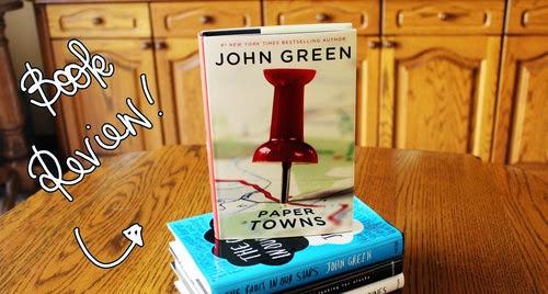 """Джон Грийн – """"Хартиени градове"""""""