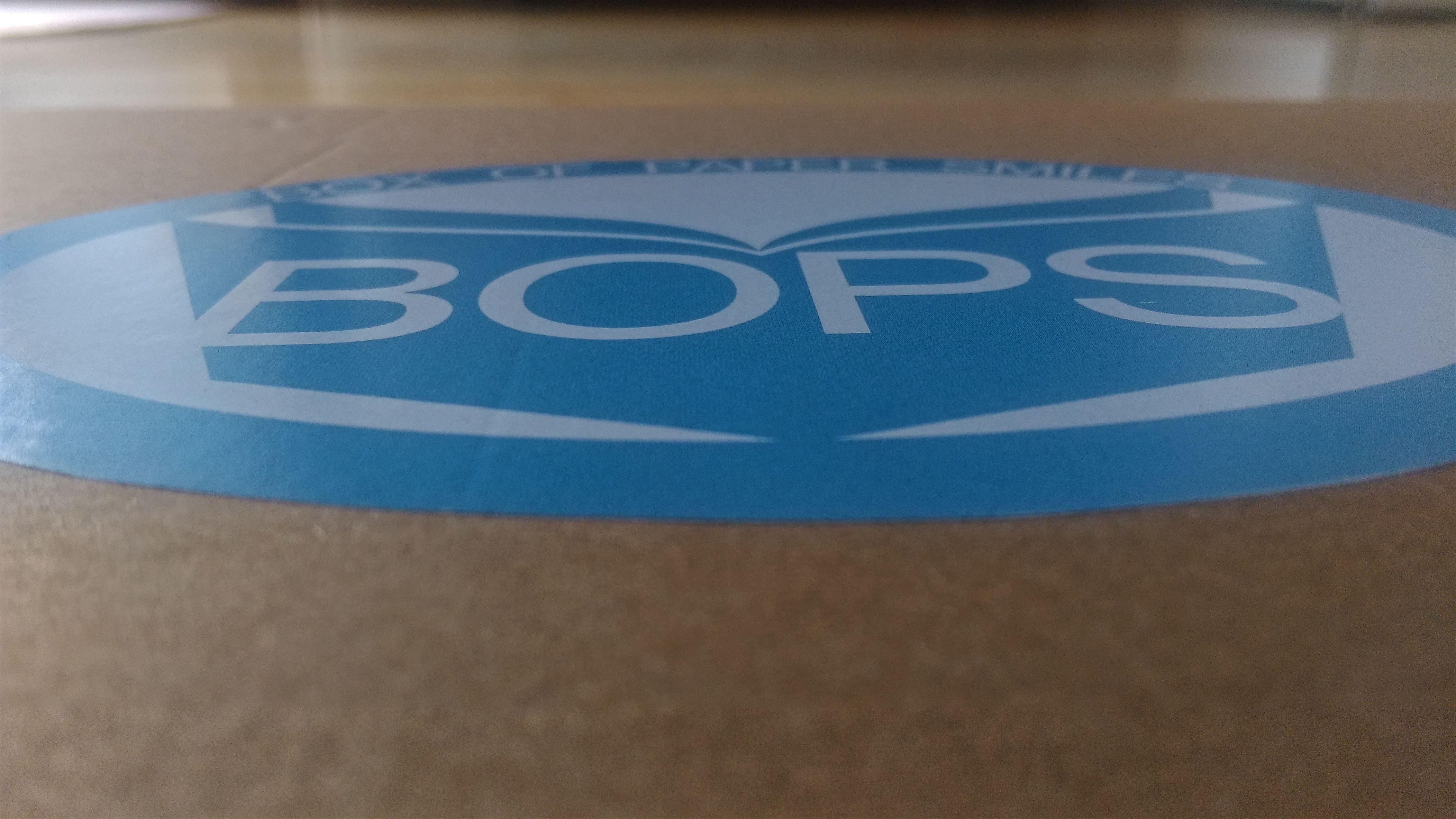 BOPS или първата българска книжна кутия