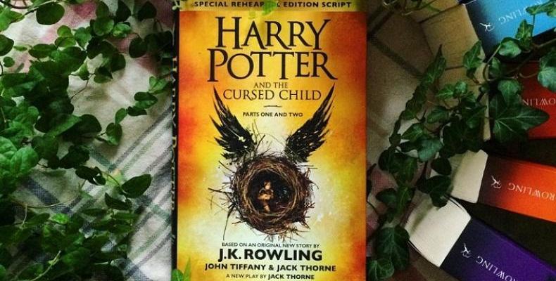 """""""Хари Потър и прокълнатото дете"""" –  Дж. К. Роулинг, Джон Тифани, Джак Торн"""
