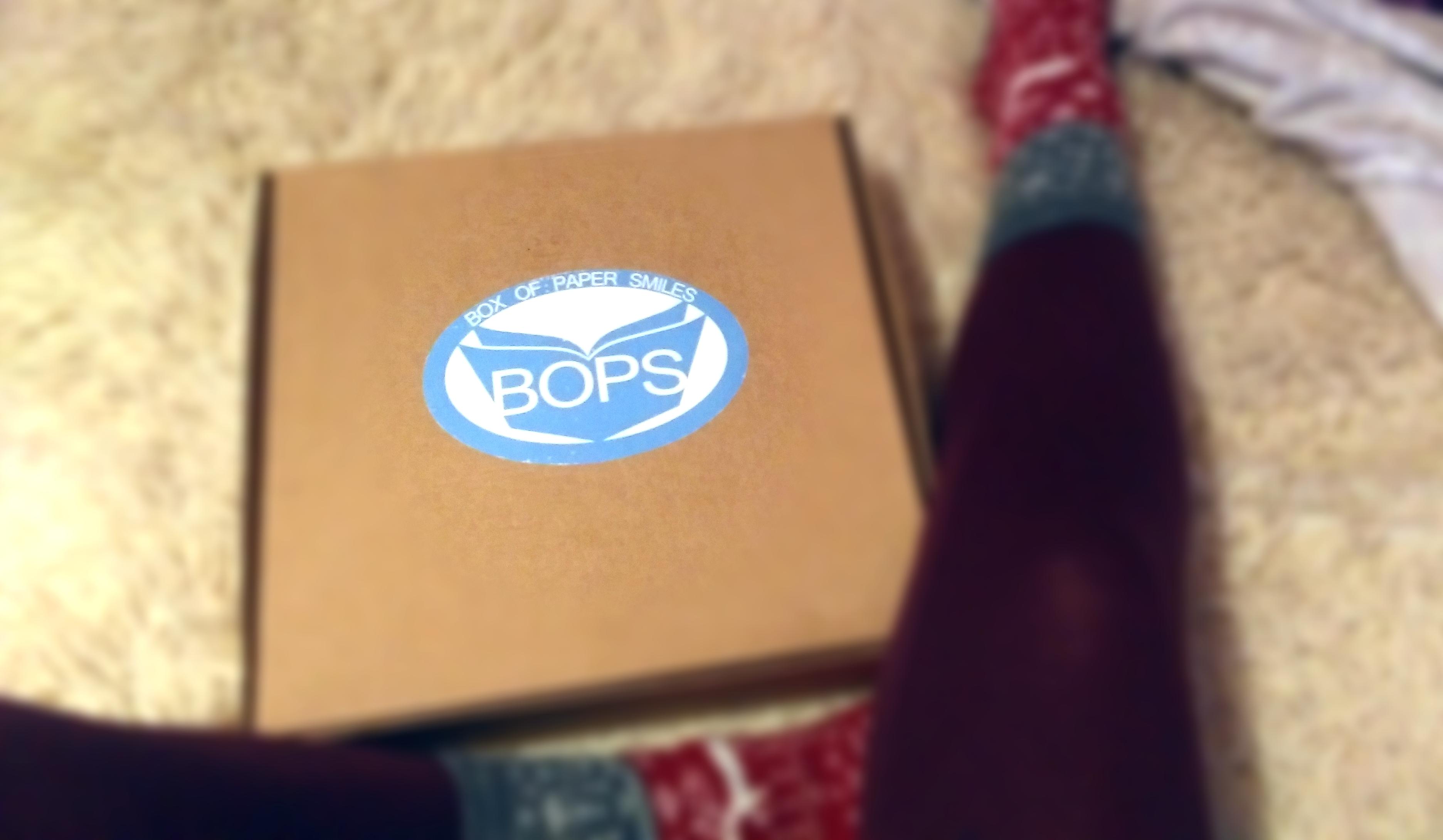 Коледен un-BOPS-ing