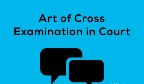 Cross Examination in Court