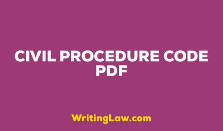 CPC PDF Download