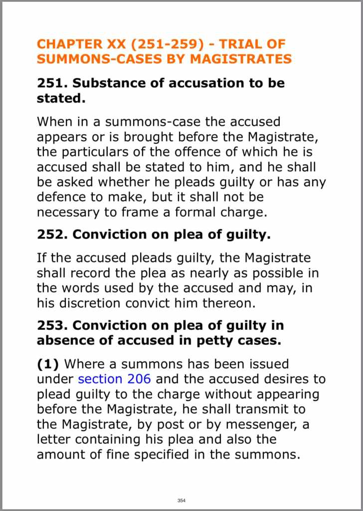 Criminal Procedure Code PDF