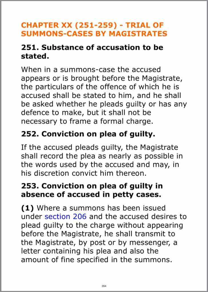 Criminal Procedure Code PDF