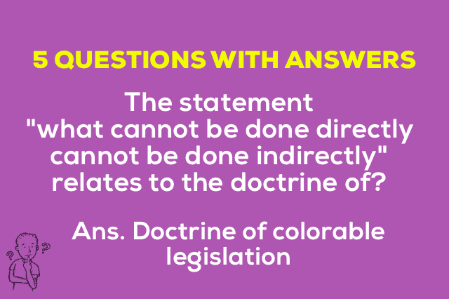 Law Questions and Answers 5