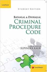 CrPC by Ratanlal and Dhirajlal
