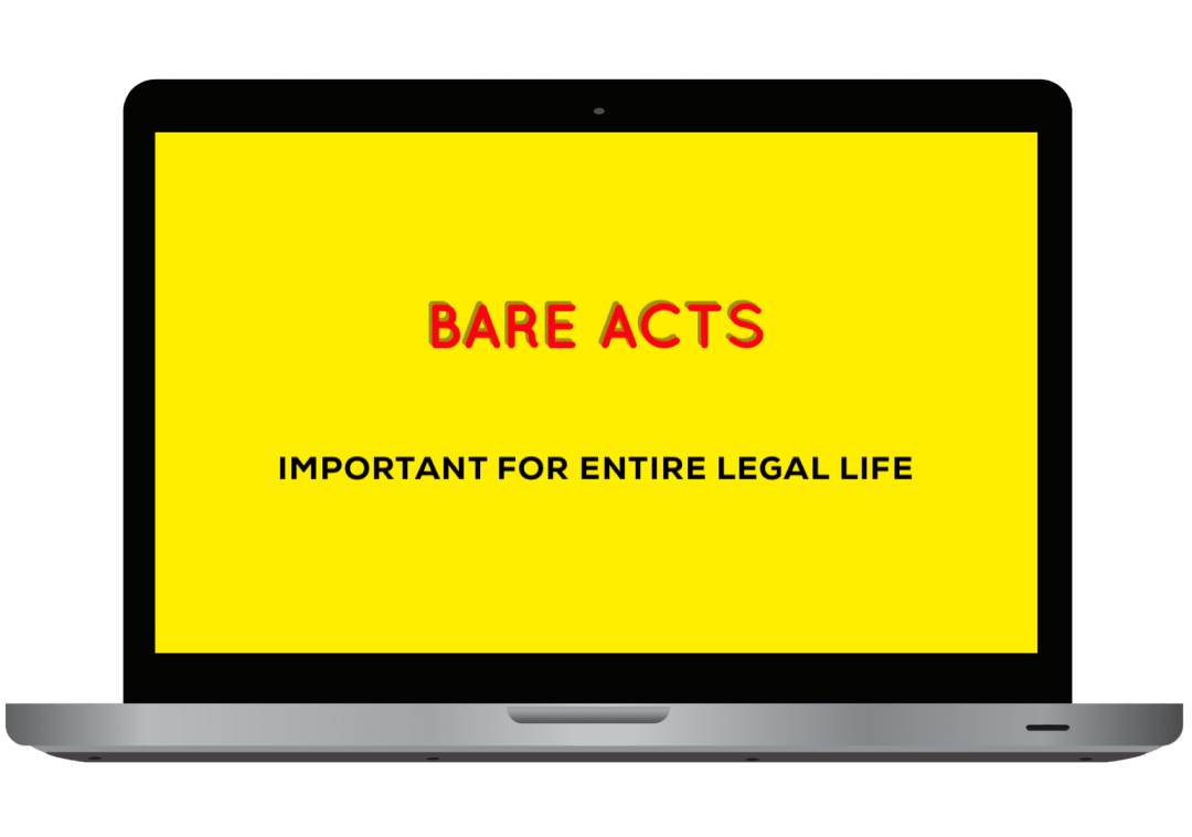Bare Acts Laptop Yellow