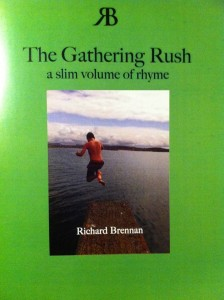 The Gathering Rush - by Richard Brennan of the Tullamore Rhymers