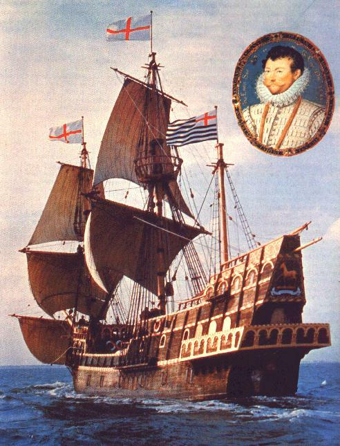 Sir Francis Drake - The Gentleman Pirate
