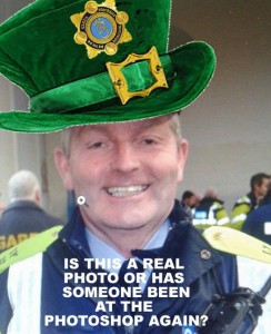 Banaghers Garda Seargent