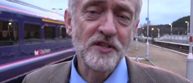 Jeremy Corbyn - a real working class hero unlike Bernie Sanders