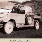 "Anti Treaty IRA forces captured ""The Ballinalee"" armoured car, and it saw action against the Free State Army in future engagements before being burned out when recapture was beyond prevention. It was renamed ""The Wild Rose of Lough Gill"""
