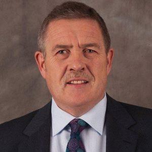 Ken Smollen of the Irish Democratic Party