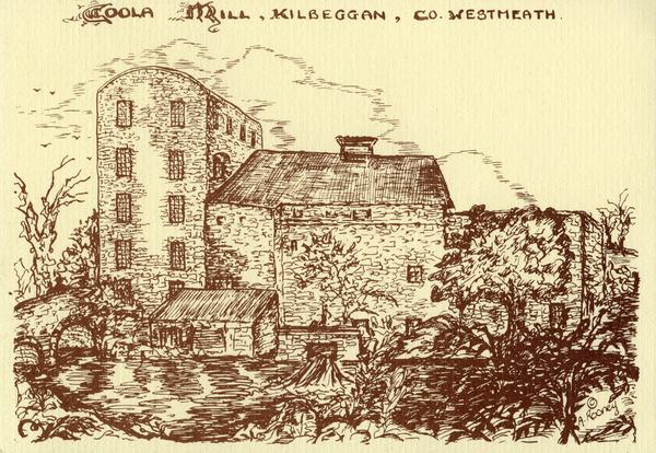 Coola Mill in Kilbeggan