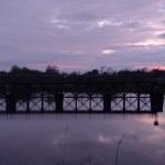 Sunset at Rooskey in Roscommon