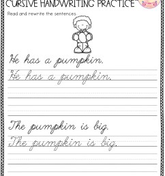 1st Grade Writing Practice Worksheets   Printable Worksheets and Activities  for Teachers [ 2560 x 1978 Pixel ]