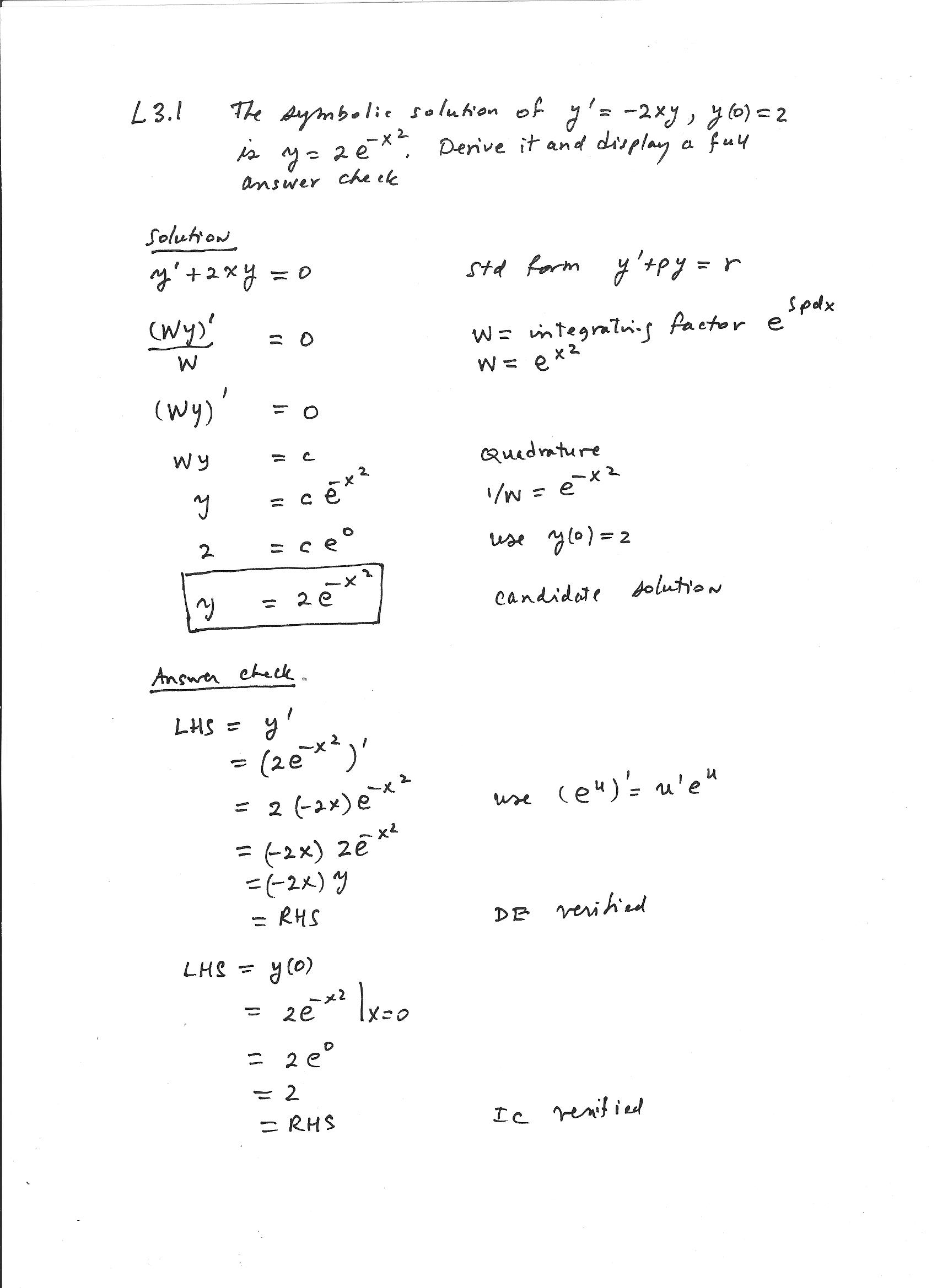 Worksheet Level 3 Writing Linear Equations Answers