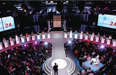 Chinese Game Show 非诚勿扰 If You Are the One