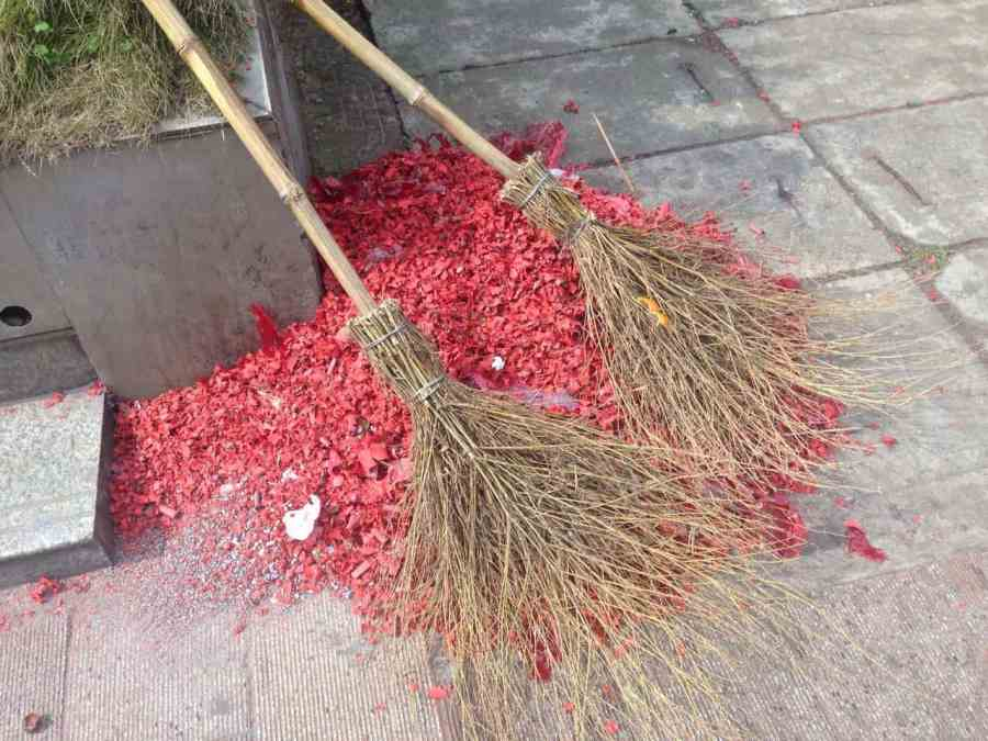 Sweeping the Streets after Chinese New Year.jpg