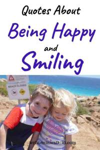 quotes about being happy and smiling pinterest kids smiling at the beach