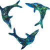 Dolphins class logo
