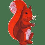 Squirrels class logo
