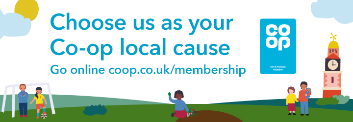 Support our Health & Happiness Hub through your Co-op Membership!