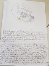 Natalia's written work about Neil Armstrong