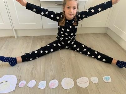 Grace's solar system