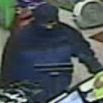 Suspect in Camp Douglas BP Robbery 3