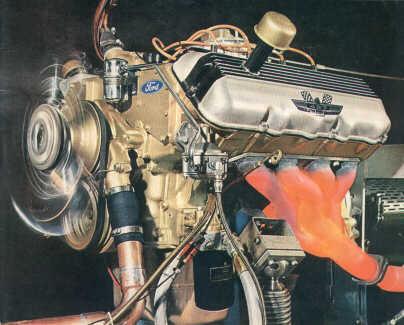 1967 Mustang Gauge Wiring Diagram 427 Sohc The Ford V 8 Engine Workshop