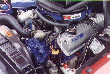 351c Engine Diagram Boss 302 The Ford V 8 Engine Workshop
