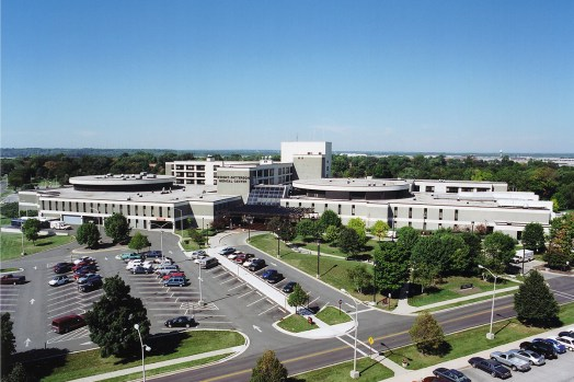 Wright-Patterson Medical Center Renovation