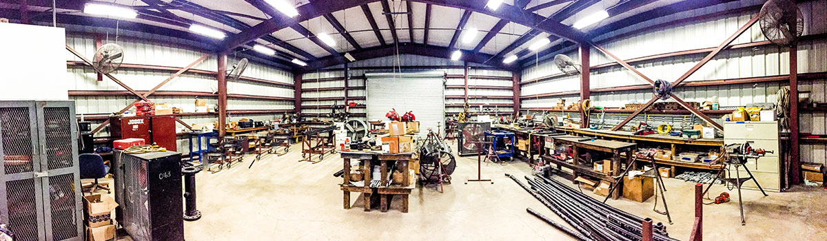 Plumbing Fabrication Shop