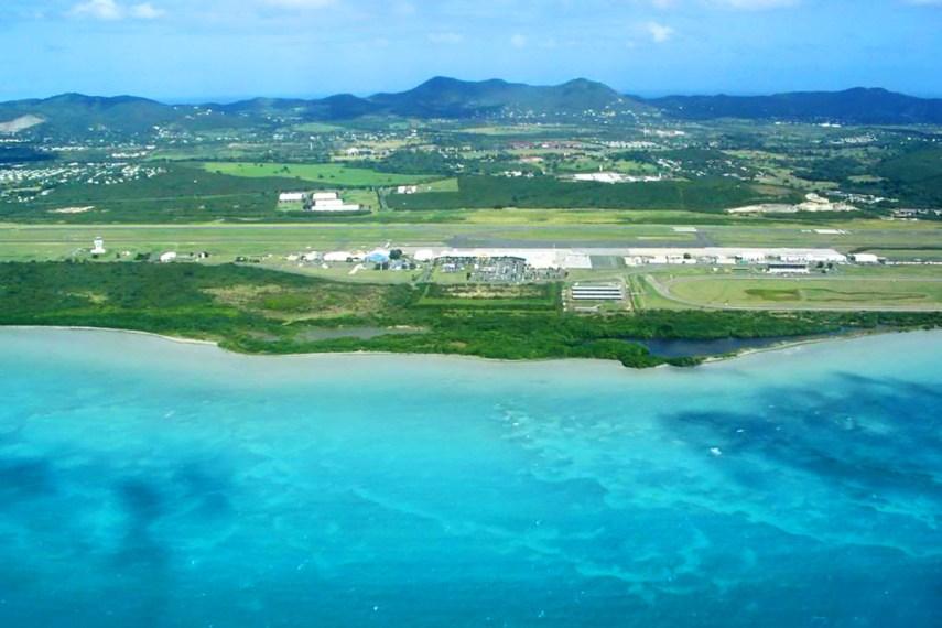 Virgin Islands St Croix, Henry Rohlsen Airport